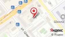 Отель Абрамович на карте