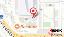 Мини-отель Баянгол на карте