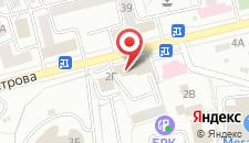 Апартаменты Премьера на карте