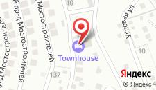 Апарт-отель Townhouse на карте
