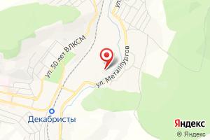 Адрес Электрическая подстанция Метизы на карте
