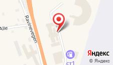 Отель Best Western Oslo Airport Hotel на карте