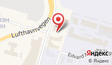 Отель Park Inn by Radisson Oslo Airport на карте
