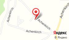 Отель Haus Birnbacher на карте