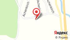 Апартаменты Berghof das Ferienhaus на карте