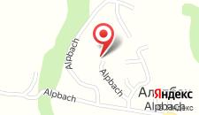 Апартаменты Heachhof на карте