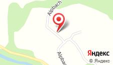 Апартаменты Appartements Stoffen & Zuhaus на карте