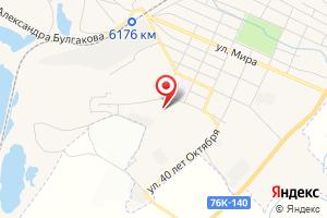 Адрес Подстанция Техникум механизации на карте