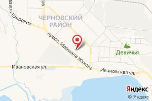 Адрес Филиал Тгк-14 Читинский энергетический комплекс Ремонтный участок Черновского района на карте