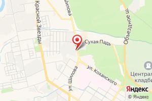 Адрес Чернышевский тепловик на карте
