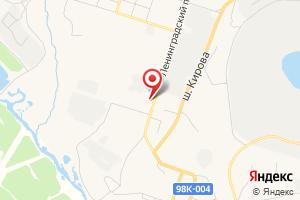 Адрес Западные сети на карте