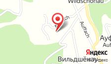 Апартаменты Bergjuwel на карте