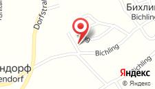 Гостевой дом Pension Eichenheim на карте