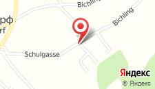 Гостевой дом Pension Appartments Christoph на карте