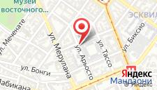 Апартаменты Lucky Domus Manzoni на карте