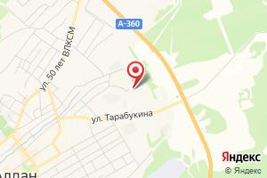 Адрес Электрическая подстанция Электрокотельная на карте