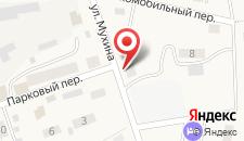 Отель Алексеевский на карте