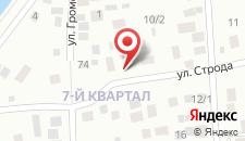 Мини-отель На Чкалова на карте