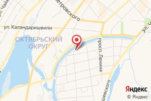 Адрес АО РЛК Республики Саха на карте