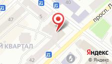 Бизнес-отель Randevu на карте