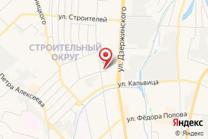Адрес Центральные Электрические Сети Строительный филиал на карте