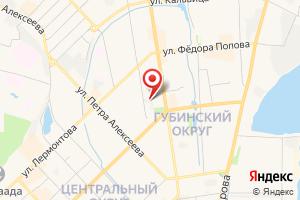 Адрес Справочно-информационная служба Энергосбыт на карте