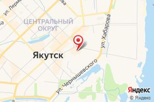 Адрес Центральные Электрические Сети Центральный филиал на карте