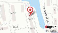 Хостелы Рус - Якутск на карте