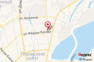 Адрес Департамент технологического присоединения на карте