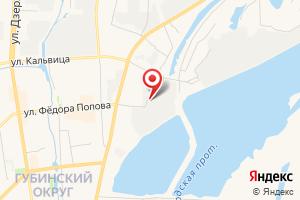 Адрес Сахаэнерго на карте