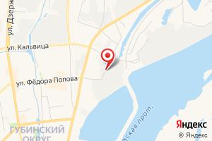 Адрес ЦЭС ЦРЭС на карте