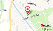 Отель Johannesbad Hotel St. Georg на карте