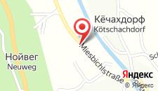 Апартаменты Haus Christophorus на карте