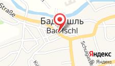 Апартаменты Haus Braumandl на карте