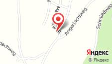 Парк-Отель Feriendorf Kirchleitn Dorf Grosswild на карте