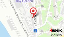 Отель Томь на карте