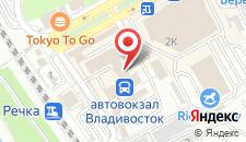 Гостиница Приморавтотранс на карте