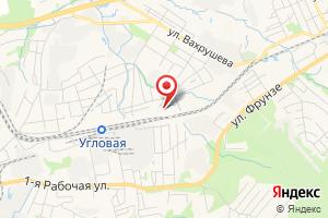 Адрес Мазутонасосная станция на карте
