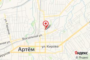 Адрес АО Приморский ГАЗ на карте