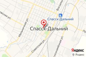 Адрес Спасскэлектросеть на карте