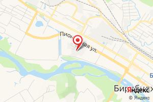 Адрес Электрическая подстанция ЧТФ на карте