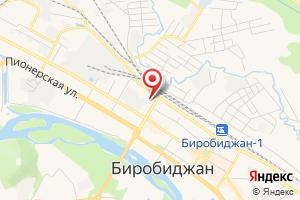 Адрес Городской РЭС на карте