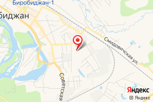 Адрес Облэнергоремонт на карте