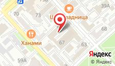 Мини-отель Вулкан на карте