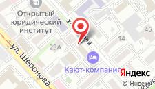 Хостел Кают-компания на карте