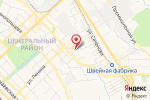 Адрес Водоканал Цех водоснабжения на карте