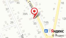 Мини-отель Эконом на карте