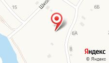 Гостиница Красный Маяк на карте