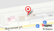 Гостиница Амурметалл на карте