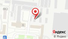 Гостиница Sobinvest на пер. Фабричном на карте